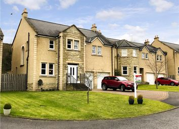 Thumbnail 4 bed detached house for sale in Leslie Mains, Leslie, Glenrothes