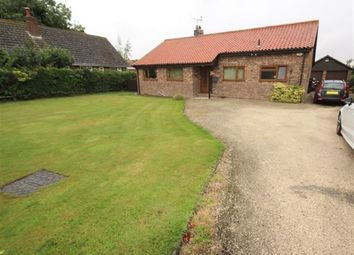 Thumbnail 3 bed bungalow to rent in Main Street, Kelfield, York