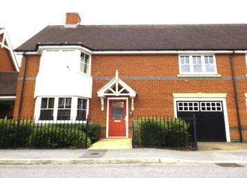 Thumbnail 4 bed property to rent in Shimbrooks, Great Leighs, Chelmsford