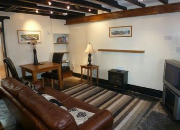 Thumbnail 1 bed cottage to rent in Castle Street, Llangollen, Denbighshire