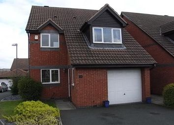 Thumbnail 3 bed property to rent in Churchill Road, New Oscott