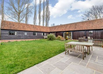 Thumbnail 3 bed detached house for sale in Chapel Lane, Bearsted, Maidstone