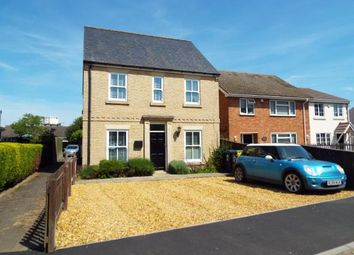 Thumbnail 3 bed detached house for sale in Sutton, Ely, Cambridgeshire