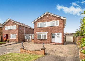 Thumbnail 3 bed link-detached house for sale in Mabbutt Close, Bricket Wood, St. Albans