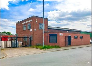 Thumbnail Light industrial for sale in 3 Pitt Street, Widnes