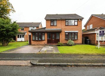 Thumbnail 4 bed detached house for sale in St. Matthews Close, Highfield, Wigan