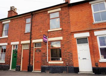 Thumbnail 2 bed terraced house for sale in City Road, Derby
