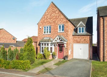 Thumbnail 4 bed detached house to rent in Earls Chase, Pontefract