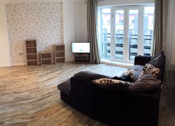 Thumbnail 2 bed flat to rent in Broomfield Street, Canary Wharf