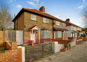 Thumbnail 3 bed semi-detached house for sale in Locarno Road, Greenford