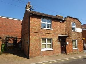 Thumbnail 2 bed detached house for sale in Rome Road, New Romney