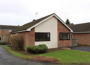 Thumbnail 3 bed detached bungalow for sale in Chestnut Avenue, Lutterworth