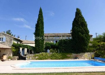 Thumbnail 9 bed property for sale in 26230, Grignan, Fr