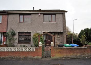 Thumbnail 3 bed terraced house for sale in Ashgrove, Leven