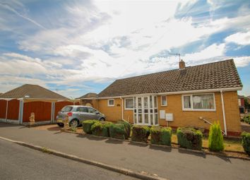 Thumbnail 2 bed bungalow for sale in Churchill Avenue, Trentham, Stoke-On-Trent
