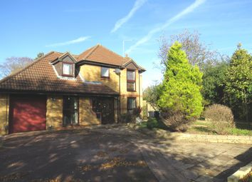 Thumbnail 4 bed detached house for sale in The Lawns, Dallington, Northampton