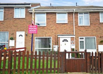 Thumbnail 3 bed terraced house for sale in St. Francis Close, Deal, Kent