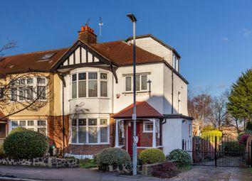 Thumbnail 3 bedroom end terrace house for sale in Warren Road, London