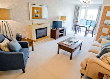 Thumbnail 2 bed flat for sale in Heugh Road, North Berwick