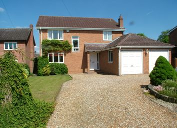 Thumbnail Detached house for sale in Tasburgh, Norwich