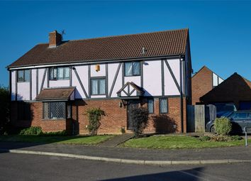 Thumbnail 5 bed detached house for sale in Bluegate, Godmanchester, Huntingdon