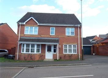 Thumbnail 4 bed detached house to rent in Columbine Road, Hamilton
