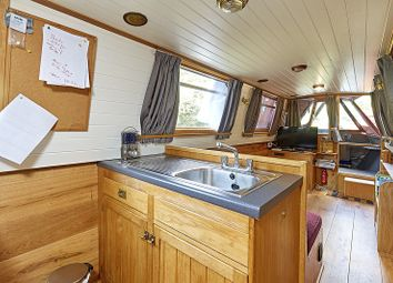 Thumbnail 1 bed houseboat for sale in Prince Albert Road, London