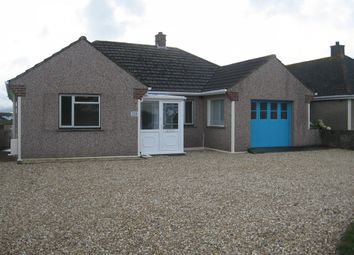 Thumbnail 4 bed bungalow to rent in Henver Road, Cornwall