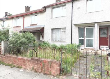 Thumbnail 3 bed terraced house for sale in Wingate Road, Kirkby, Liverpool