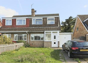 Thumbnail 3 bedroom semi-detached house for sale in Apollo Drive, Hempshill Vale, Nottingham