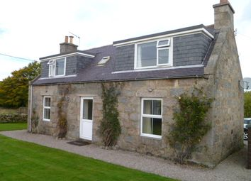 Thumbnail 2 bed detached house to rent in South Milton Of Corsindae, Sauchen, Inverurie, Aberdeenshire