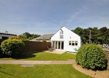 Thumbnail 3 bed semi-detached bungalow for sale in Marhamchurch, Bude, Cornwall