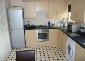 Thumbnail 2 bedroom flat to rent in Leaf Avenue, Hampton Hargate, Peterborough