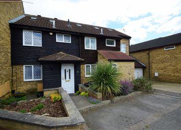 Thumbnail 3 bedroom terraced house for sale in Lime Close, Poplars, Stevenage, Hertfordshire