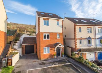 4 bed detached house for sale in Queens Place, East Street, Crediton EX17