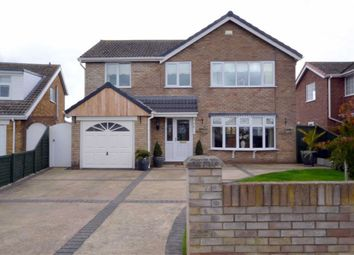 Thumbnail 4 bed property for sale in Riverside Drive, Cleethorpes