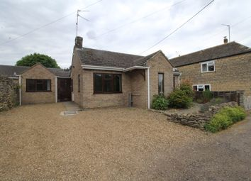 Thumbnail 3 bed detached bungalow for sale in Newtown, Easton On The Hill, Stamford
