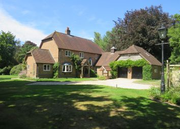 Thumbnail 5 bed detached house for sale in Salisbury Road, Sherfield English, Romsey