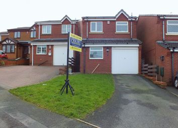Thumbnail 3 bed detached house for sale in Crowndale Place, Packmoor, Stoke On Trent