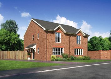 "Thumbnail 3 bedroom semi-detached house for sale in ""Belvoir"" At Scotchbarn Lane, Prescot L34, Prescot,"