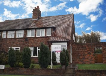 Thumbnail 3 bed semi-detached house for sale in Ings Way East, Lepton, Huddersfield, West Yorkshire