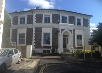 Thumbnail 2 bedroom flat to rent in Belmont, Brighton, East Sussex