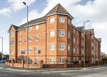 Thumbnail 1 bed flat to rent in Ainsbrook Avenue, Manchester