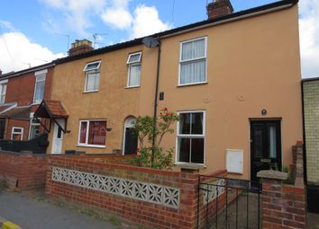 Thumbnail 3 bedroom end terrace house for sale in Armes Street, Norwich