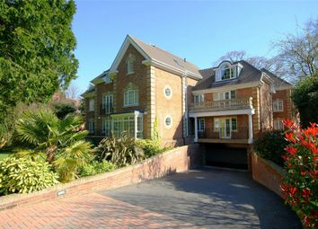 Thumbnail 3 bed flat for sale in Tower Road, Branksome Park, Poole, Dorset