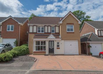 Thumbnail 5 bedroom detached house for sale in Ossian Drive, Murieston, Livingston