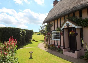 Thumbnail 4 bed detached house for sale in Colchester Road, Mount Bures, Bures