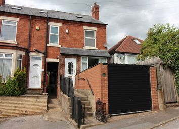 Thumbnail 2 bed semi-detached house for sale in Cliff Boulevard, Kimberley, Nottingham