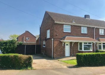 Thumbnail 3 bed semi-detached house for sale in Hawthorn Road, St. Neots, Cambridgeshire