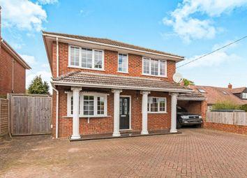 Thumbnail 4 bedroom detached house for sale in Buckskin Lane, Basingstoke